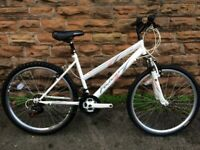 New Falcon Women's Orchid Comfort Bike RRP £250