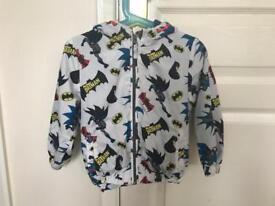 NEXT Boys Batman Jacket (2-3 yrs old)
