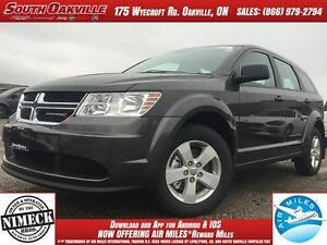 2017 Dodge Journey CVP | ALUMINUM RIMS | BLUETOOTH