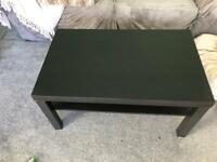 Coffee Table (Black Ikea)