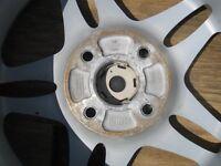 4 Honda Accord Alloy 16 ins. wheels - very good condition