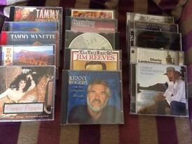 Country n Western CDs