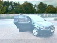 VW TOURAN 2011 1.6TDI ,2 OWNERS ,7 SEATS, FULL HISTORY.