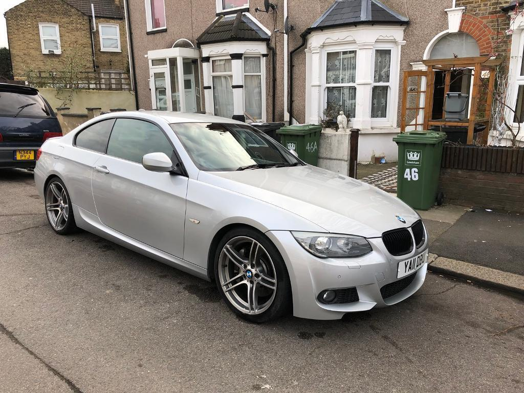 bmw 335d m sport 3 0 2011 81k fbmsh e92 coupe pro nav full leather in bromley london gumtree. Black Bedroom Furniture Sets. Home Design Ideas