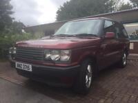 Range Rover 2.5 diesel 2001 model