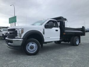 2019 Ford Super Duty F-550 XL DRW