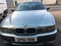 Car for spear and repair BMW five series