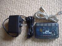 USB 4-PORT HUB