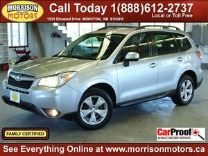 2015 Subaru Forester 2.5i Convenience Package w/PZEV