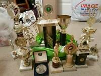 10 Sports trophies