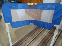 BabyStart Blue Bed Rail