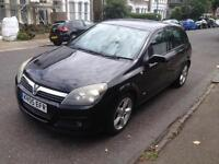 2005 AUTOMATIC VAUXHALL ASTRA 1.8 WITH 1 YEAR MOT QUICK SALE