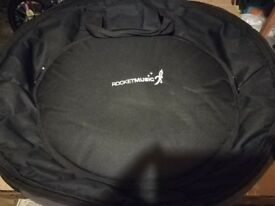 Rocket cymbal Bag with dividers