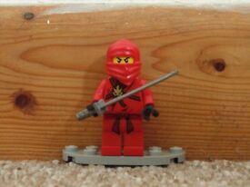 lego ninjago like new good christmas present
