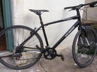 Specialized Sirrus Sport 2012 road hybrid bike