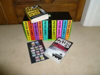 Peter James Boxed Book Set