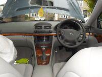 Mercedes E Class Spares or Repair