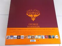 GEORGE HARRISION - The Vinyl Collection [VINYL] NEW