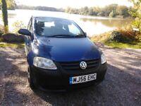 Volkswagen, FOX, Hatchback, 2006, Manual, 1198 (cc), 3 doors