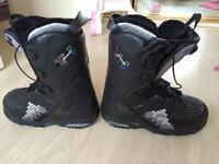 Solomon snowboarding boots uk 7.5