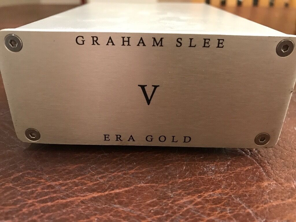 Graham Slee Era Gold Vin AngusGumtree - This is a brilliant phono stage and in perfect condition which normally retails for up to £585 so grab yourself a bargain. Call John on 07789810973