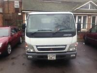 Truck 2008 canter Mitsubishi pick up new mot new engine