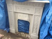Fireplace for a good home - collection only - larden road (W3)