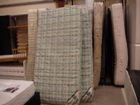 Two single mattresses Perfetta beds