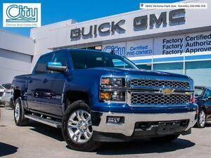 2015 Chevrolet Silverado 1500 LT/ CREW CAB/ NAV/ TRUE NORTH EDT