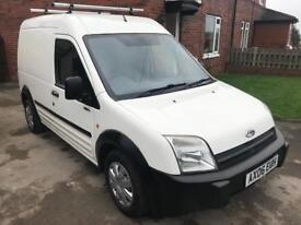 Ford transit connect t220 Lwb high roof