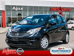 2015 Nissan Versa Note 1.6 SV*Accident Free*Hatchback