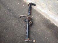 Witter Towbar for TOYOTA Flange Tow Bar