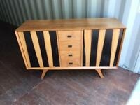 Retro style sideboard can deliver