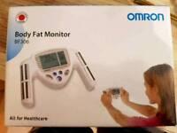 Omron Body Fat Monitor