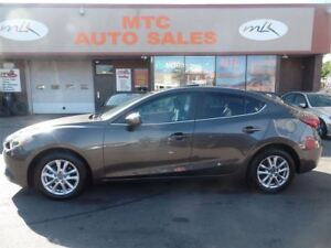 2015 Mazda MAZDA3 GS, NAV, BACKUP CAM, SUNROOF