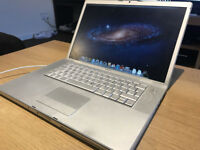 "Apple MacBook Pro 15"" A1211 Core2Duo 2.16GHz, 3GB Ram 120GB"
