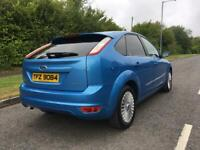 2008 Ford Focus style 1.6 petrol mot to December 112323 thousand miles Factory privacy glass