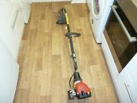 Soverign 29cc petrol grass strimmer used twice