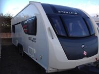 Sterling Eccles sport/640 2015 6/berth 2015 model moter mover PX welcome