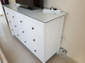 Bedroom Furniture Storage - White