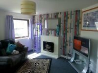 2 bed fully furnished flat, inc linen. Waterside, Exeter quay