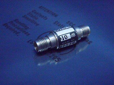 Weinschel 9516-6 Coaxial Attenuator 10 Db