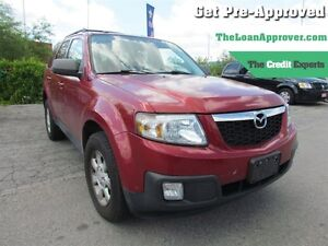 2009 Mazda Tribute GX V6 * LEATHER * ROOF * 4X4 * HEATED POWER S
