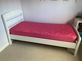 Solid Wood Bensons Single Bed