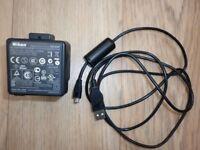 nikon coolpix camera charger