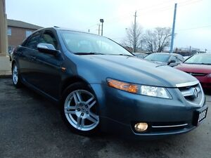 2008 Acura TL TECH PKG | NAVIGATION | LEATHER.ROOF