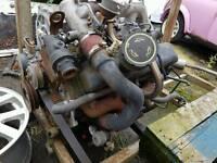 Ford transit Td Engine