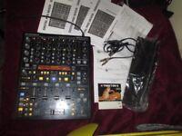 5-channel DJ mixer Beringer DDM4000
