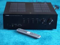 Superb Yamaha A-S500 amp with remote, in flawless condition. 85w/channel.