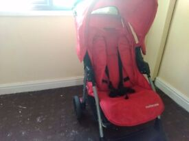 Mother care push chair good condition